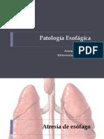 05. Patologia Esofagica