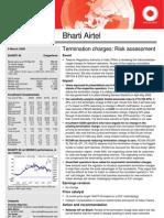 financial statement airtel