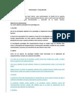 PSICOLOGIA Y  EVALUACION.docx