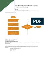 Contoh Perhitungan Manual Penerapan Metode K Means Klastering Datamining