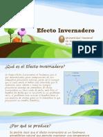 Efecto Invernadero / 17 Objetivos de Desarrollo Sostenible