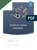 Diseño de Juntas Rosacadas-PDF