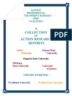 Collection of Action Research