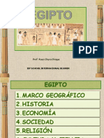 Civilizaciones Fluviales Egipto