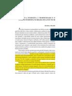 A Critica Feminista a Modernidade e o Mov Fem Nos 70 e 80 Manini, Daniela.