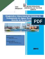 UNT - Muni Victor Estudio de Aguas Residuales.