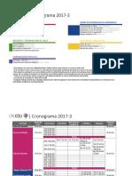 Propuesta de Cursos 2017-3