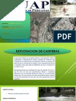 Expo de Explotacion de Canteras