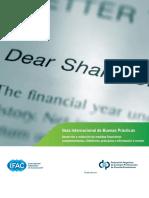 Desarrollo y Redaccion de Medidas Financieras IFAC (2016)