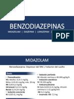 FARMACOS-BENZODIAZEPINICOS
