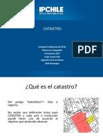 2) El Catastro