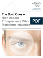 The Bold Ones WEF Report