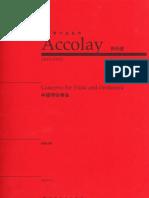 Accolay - Viola Concerto