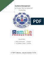 Paper Akuntansi Manajemen + Budget