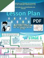 Lesson Plan Presentation 1