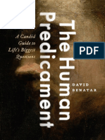 David Benatar - The Human Predicament