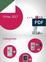 Fichas Técnicas HA LG 2017