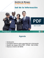 Presentacion Seguridad de La Informacion German Castro 15.04.2013