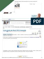 Curso Gratis de Word 2010 Avanzado - Agregar Textos Wordart _ AulaFacil