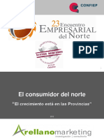 El Consumidor Del Norte - Arellano Marketing - CCNorte