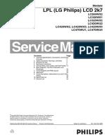 Philips 42pfl7932d Lc260wx2 Lc320w01 u2 Lc420wx2 Wx3 Wx5 Lc470wu1 Wu4 Chassis Lpl Lg Lcd 2k7 Sm (1)