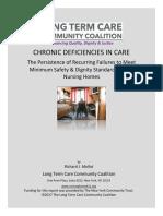 LTCCC Report Nursing Home Chronic Deficiencies 2017