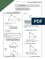 Triángulos Notables