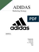 adidas marketing communication strategy