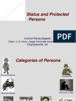 Bagwell Protected Persons
