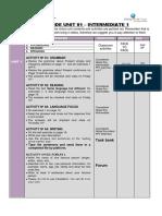 Guide - Intermediate 1
