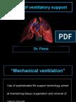 Basics of Ventilatory Support