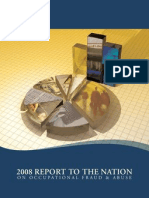 ACFE Report to the Nation 2008