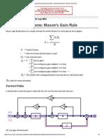 Analog Mixed Signal Group Wiki _ SignalsAndSystems _ Mason's Gain Rule