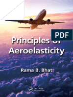 Bhat, Rama B-Principles of Aeroelasticity-CRC Press (2016)