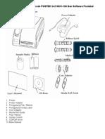 Panduan Postek - Simple