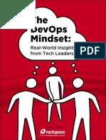 The DevOps Mindset by Rackspace