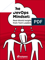 The DevOps Mindset by Rackspace