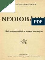 Constantin Dobrogeanu - Gherea-Neiobăgia-Studiu economico-sociologic al problemei noastre agrare.pdf