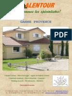 Presentation Gamme Provence en Pierre Reconstituee Moulee de Bourgogne Fabricant Alentour Lux 21120
