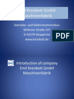 Emil Kreiskott GmbH Crane Gears