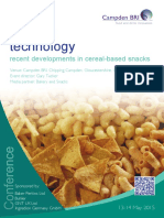 Snacks Technology Conference