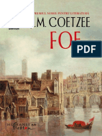 J.M. Coetzee - Foe