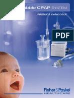 FP Bubble CPAP System