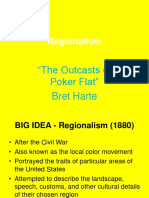 Regionalism and Bret Harte
