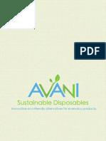 2017 - Avani Product Catalog