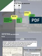 Mggu 3 ESTETIKA( Bentuk - Proporsi,Irama, Urutan) (1)