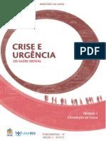 Crises e Urgências 1
