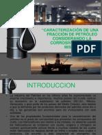 Caracterizacion Del Petroleo