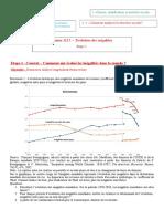 Etape 1 Thème 1115 –  Evolution des inégalités.doc