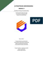 Laporan Praktikum Aerodinamika-modul3